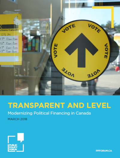 Cover of Transparent and Level with pdf link