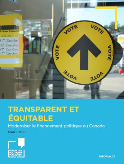 Couverture de Transparent et équitable avec lien pdf
