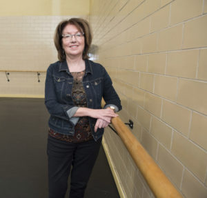 Atlantic Ballet co-founder and CEO Susan Chalmers-Gauvin helps her newcomer staff adjust to life in Canada.