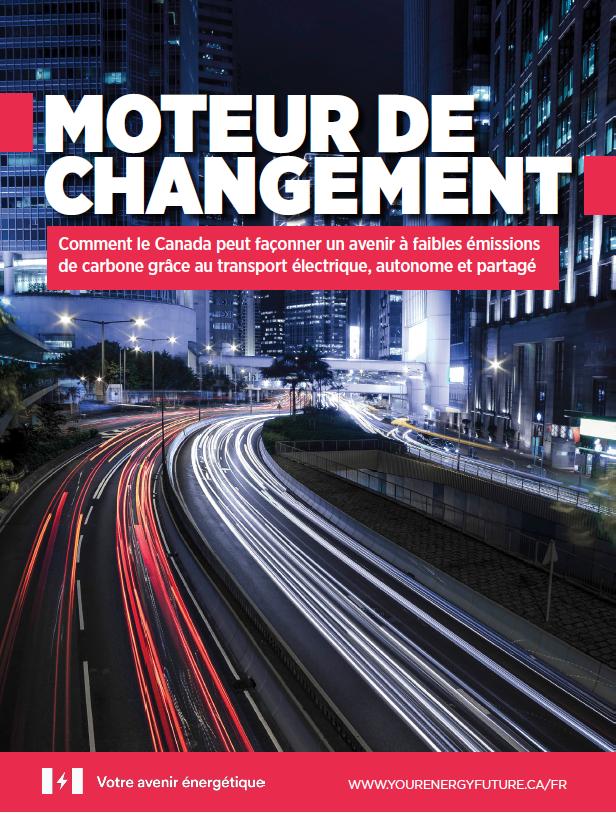 Couverture de Moteur de Changement avec lien pdf