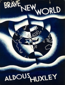 Cover of Brave New World by Aldous Huxley