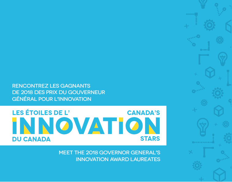 Cover of Canada's Innovation Stars