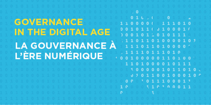 Report - governance in the digital age