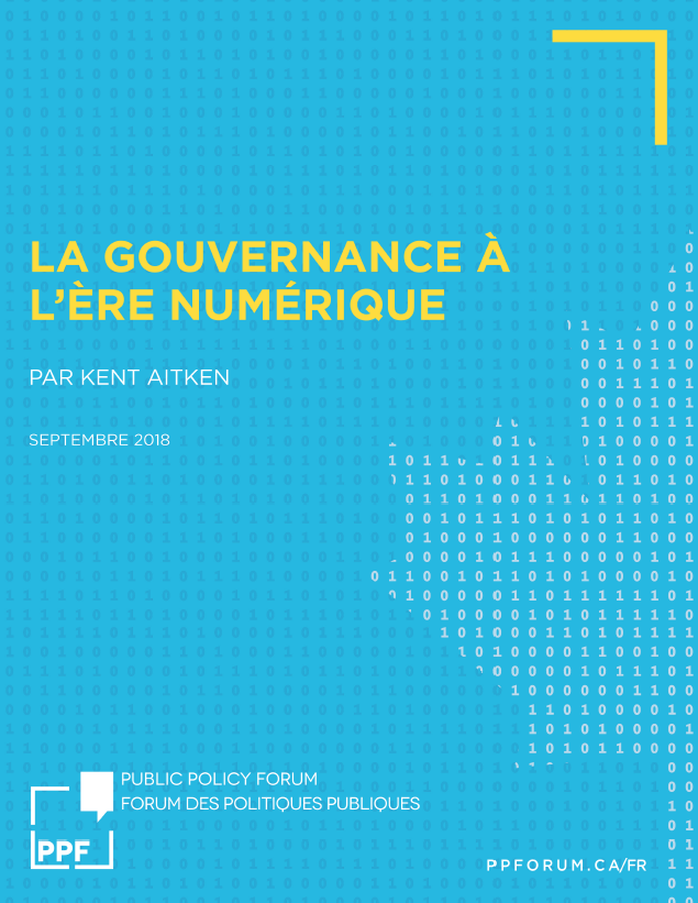 La gouvernance à l'ère numérique
