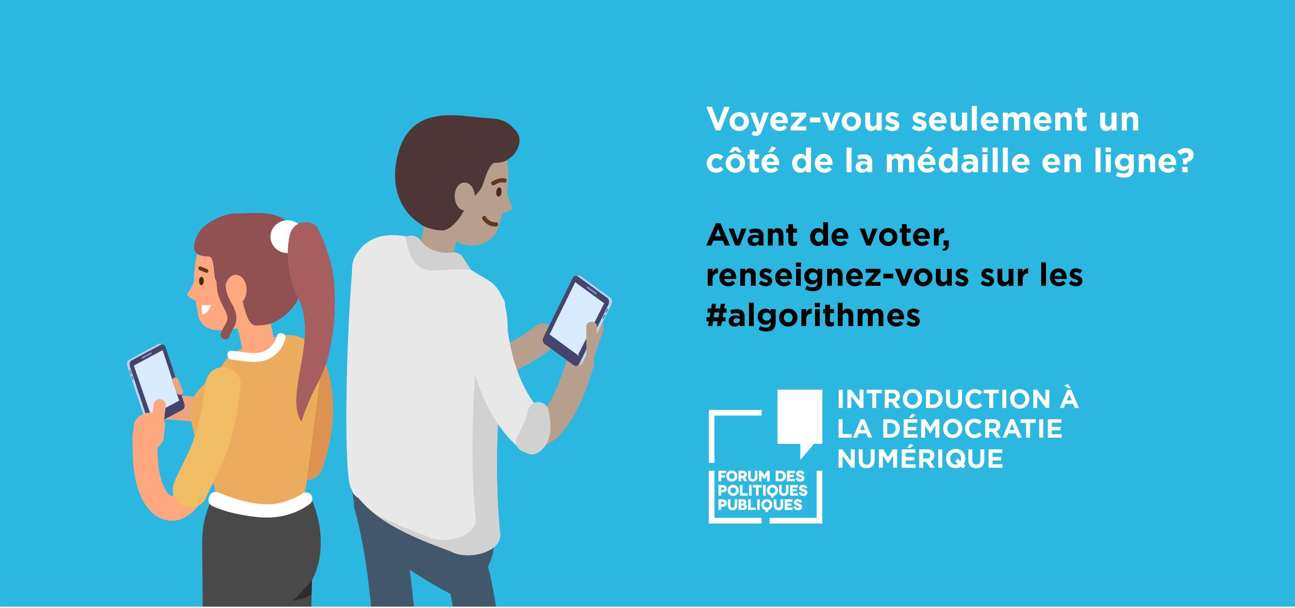 Introduction à la démocratie numérique : comprendre les répercussions de l'intelligence artificielle sur la démocratie canadienne