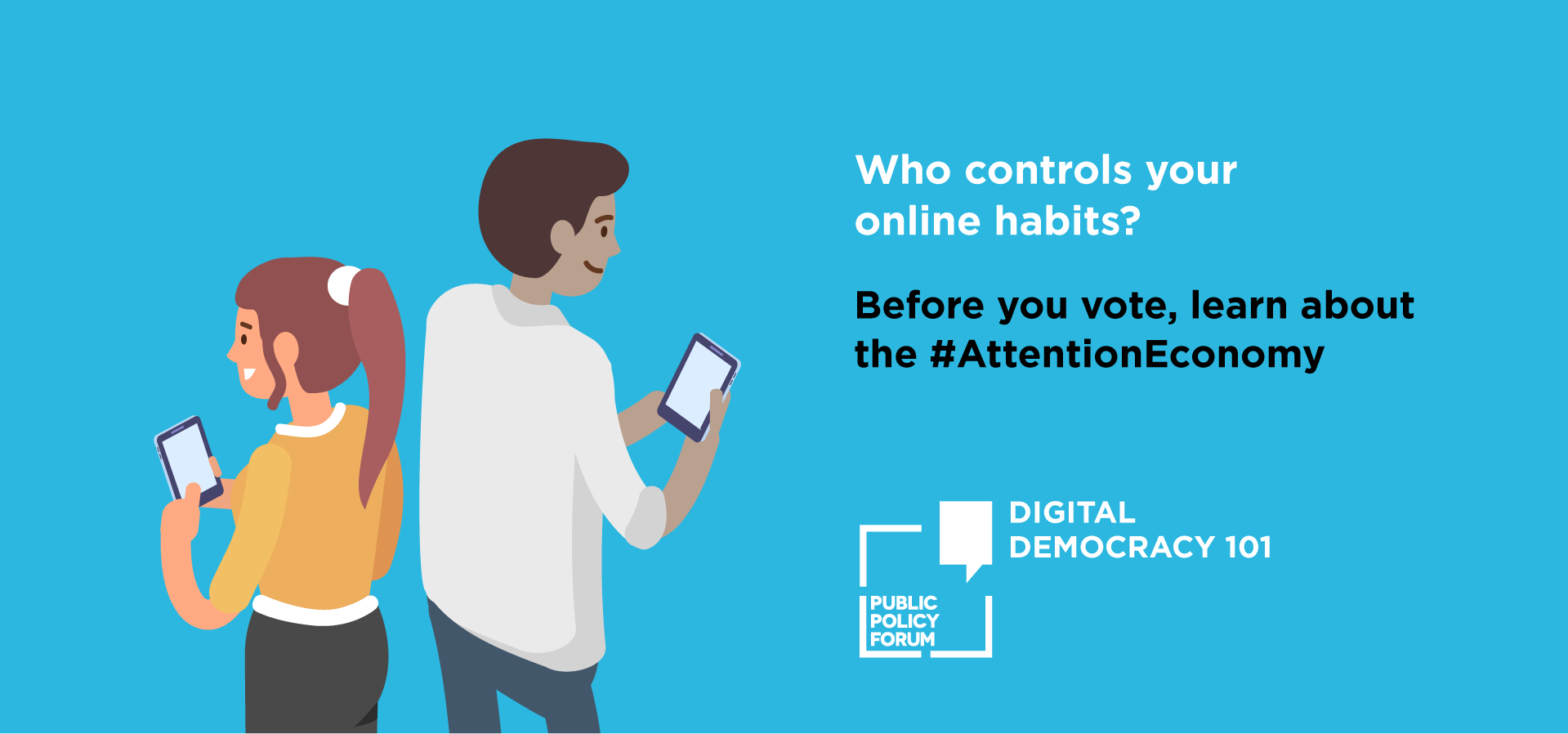 Digital Democracy 101: Understanding the Attention Economy's Effect on Canada's Democracy