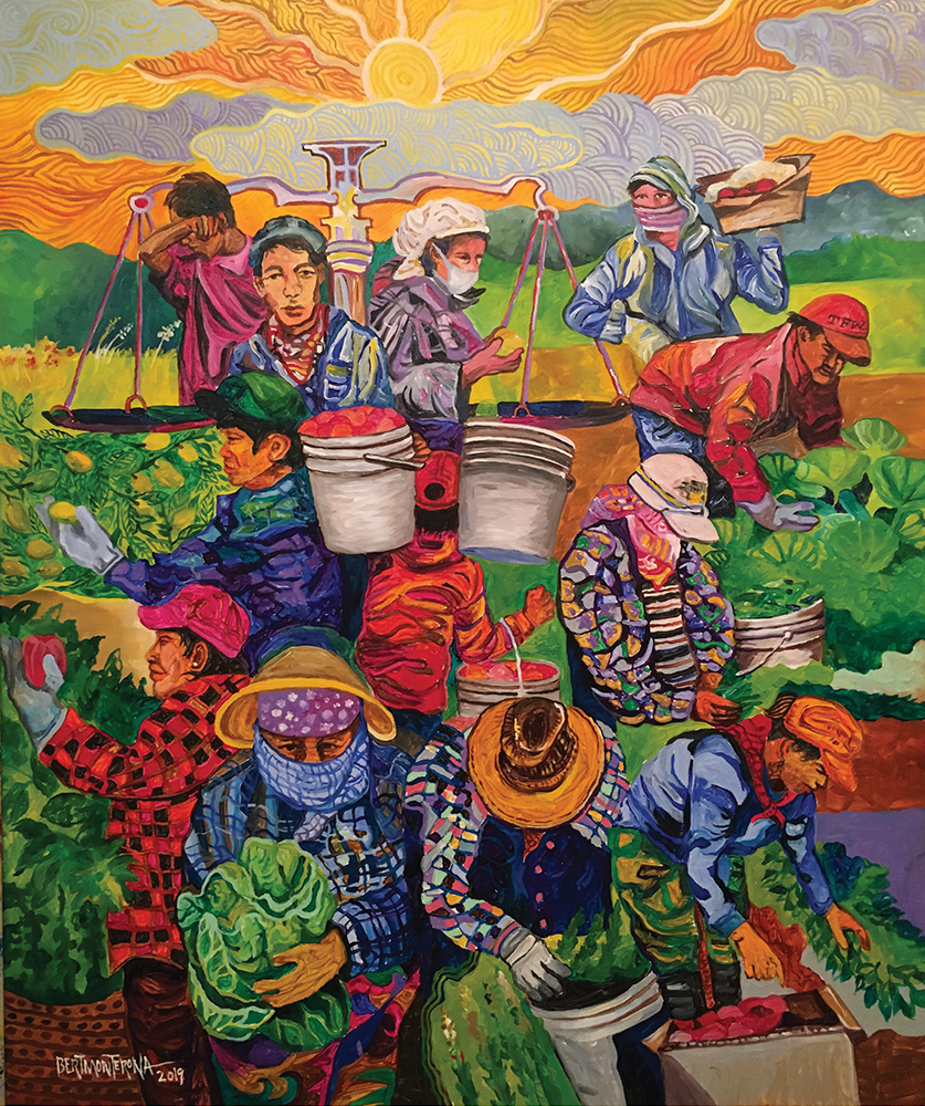Permanently Impermanent: Migrant agricultural workers in Canada