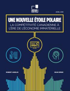 Page titre du rapport sur la compétitivité