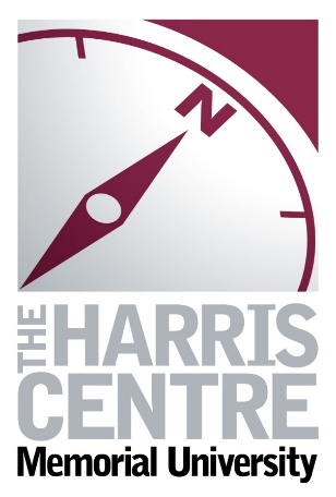 The Harris Centre logo