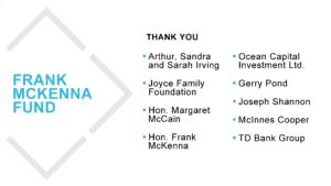 Frank McKenna Fund